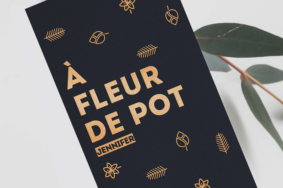 A fleur de Pot